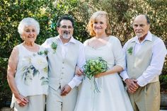 Michael + Suzanne Married Photo By Blackbird Ink Photography
