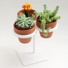 DIY Mid Century Modern Plant Stands Ideas For Your Room #Plantstands