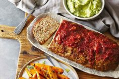 Make this delicious meatloaf for a big Sunday meal, then use up the leftovers during the week.