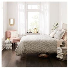 Light & Bright Bedroom featuring Nate Berkus