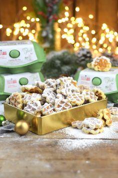 Spekulatius Waffelplaetzchen - Speculoos Waffle Christmas Cookies (16)