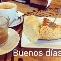 Empezamos a disfrutar del fin de semana, ¿tenéis muchos planes? #ideassoneventos #blog #bloglovin #organizacióndeventos #comunicación #protocolo #imagenpersonal #bienestarybelleza #decoración #inspiración #bodas #buenosdías #goodmorning #sábado #saturday #happy #happyday #felizdía #desayuno #breakfast #ricorico #ñamñam #café #coffee #pinchodetortilla #instafood #placeresdefindesemana