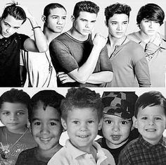 que bebés estaban😍❤️👶 cnco cncowners cncobebes Funny Spanish Memes, Five Guys, Latin Music, O Love, Real Man, Celebrity Crush, Future Husband, My Boys, Cute Kids