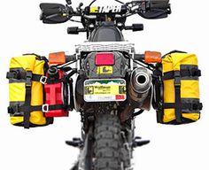Bags for EVERYTHING! Nomadic Equipment Rocks!