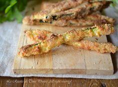 Zucchine+impanate+al+forno