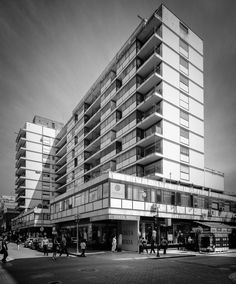 edificio AMES  racionalismo córdoba, argentina