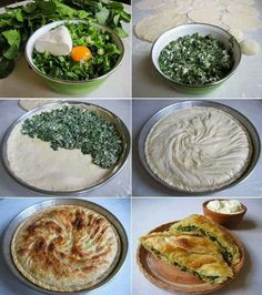 Sneaking into a bosnian kitchen bosnian sirnica pie recipe and tarte sal albanian cuisinealbanian recipesalbanian foodbosnian forumfinder Choice Image