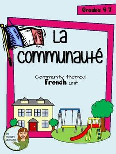 This 27-page unit includes vocabulary lists, activities, and a quiz to teach a community-themed unit to your beginner French classes.The unit includes:-Vocabulary list with 27 words in English and French-Create your own flash cards activity-Crossword Puzzle (with answer key)-Fill in the Blanks Puzzle (with answer key)-Scrambled Words Puzzle (with answer key)-Quiz (with answer key)-Aller present tense conjugation notes-Conjugation practice (with answer key)-Aller au negatif (using ne...pas)…