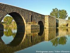 Ponte Romana de Monforte - Portugal | Flickr – Compartilhamento de fotos!