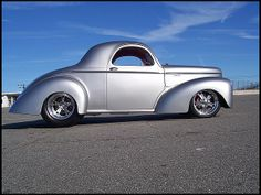 1941 Willys Coupe Street Rod for sale by Mecum Auction