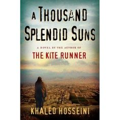 A Thousand Splendid Suns - Khaled Hosseini.   While not as good as The Kite Runner, but few books are, it's a riveting story nonetheless.