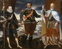 Die Sieger der Seeschlacht von Lepanto 1571 Innsbruck, Moustache, Kaiser Karl, Renaissance, Kunsthistorisches Museum Wien, Baroque Art, Portraits, Vintage Love, 16th Century