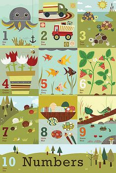 10 numbers   new poster in the works   Jenn Ski   Flickr