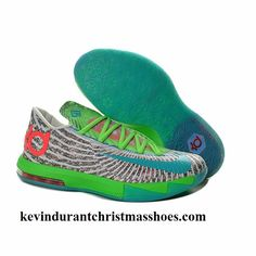 New Arrival Nike Zoom KD V Battle shoes Women Graphic Pattern White Gorge  Green New Arrivals
