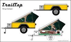 """TrailTop"" remolque modular de componentes de construcción Topper - Página 46 - Expedición Portal"
