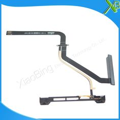 """Brand NEW HDD Hard Drive Disk Cable with Bracket For Macbook Pro A1278 13.3"""" MC374 MC375 Hdd calbe 821-0814-A 2009 2010 Years"""