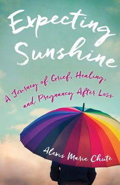 Book Review: Expecting Sunshine by Alexis Marie Chute
