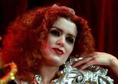 "Patricia Quinn as Magenta in ""Rocky Horror"" (1975)"