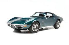 Top 5 Corvettes Of All Time: #5 1971 Corvette ZR2 - Chevy Hardcore