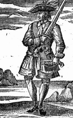 """Calico Jack"" Rackham had been Charles Vane's quartermaster, just like in Black Sails. But he became captain when the crew voted Vane out. Rackham took over and filled the Ranger's hold with treasure, then came into Nassau to be pardoned for the theft."