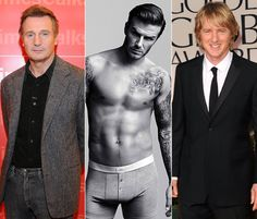 Hollywood's Most Well-Endowed Men: Size Matters (PHOTOS)