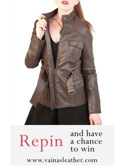 vainas leather, leather jacket, jacket, vintage, oldschool, fine sheep nappa,