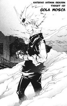 Katekyo Hitman Reborn 121 Page 1 Reborn Katekyo Hitman, Hitman Reborn, Inuyasha, Black Butler, Manga Art, Manga Anime, Reborn Manga, Best Animes Ever, Go To Japan