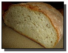 Bramborový chleba z trouby – PEKÁRNOMÁNIE Dumplings, Banana Bread, Food And Drink, Desserts, Recipes, Brot, Tailgate Desserts, Deserts, Recipies