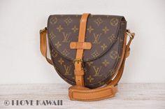 Louis Vuitton Monogram Chantilly PM Shoulder Bag M51234