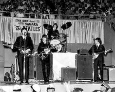 Las Vegas Live with two shows at the Convention Center, Las Vegas on  Thursday 20 August 1964. The first show was at 4:00 pm and the next later that evening at 9:00 pm.