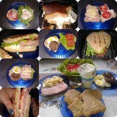 Emagrecer - Perder Peso com as Melhores Dietas | Lanches Variados Dukan PP ou PL | http://emagrecarapido.net