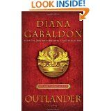 First in the Outlander Series by Diana Gabaldon.  Exciting book about time traveling.  When will they make the movies??