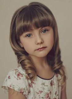 cute kids hairstyle