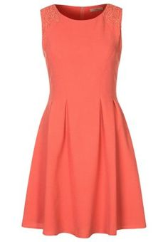 TASHA - Summer dress - red