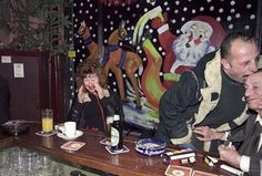 """Museum Rotterdam. """"This photo in a series documenting ´brown´ café´s. It´s called ´hap´ (~chomp), by the way. """""""