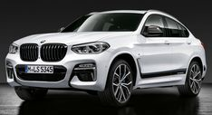BMW Rolls Out M Performance Parts For The X2, X3 And X4 #news #BMW