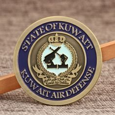 Kuwait Air Force Challenge Coins are apparently used for the state air force area. You can order any custom coins for any purpose at GS-JJ. All kinds of coins are good options for you at GS-JJ. Custom Challenge Coins, Military Challenge Coins, Sale Logo, Custom Coins, Free Artwork, Coins For Sale, Design System, Metal Pins, National Flag