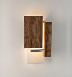 Cerno - Vesper - LED 1130 Luments 90 CRI - signage possible with tactile numbering and corresponding braille available. Indoor Wall Sconces, Led Wall Sconce, Sconce Lighting, Wall Lamps, Ceiling Lamp, Led Wall Lights, Led Pendant Lights, Modern Lighting, Lighting Design