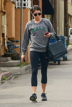 Celebrities honor both icons by wearing them proudly on their apparel. | Definitive Proof Kale Is The Marilyn Of Foods