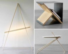 *Flat-Pack Furniture: 3 Modern Designs from Noon Studio - http://weburbanist.com/2012/08/21/flat-pack-furniture-3-modern-designs-from-noon-studio/