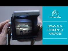 CITROËN C3 AIRCROSS: NOWY, KOMPAKTOWY SUV - Wymiary, Wnętrze - Citroën Polska