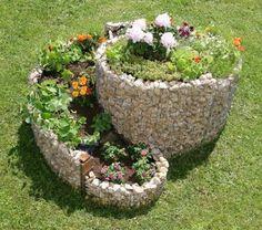 decoracion con cactus y piedras - Buscar con Google
