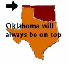 So true!!! Ooh, burn for Texas! #BOOMER