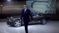 2015 Bentley Mulsanne Speed: Paris motor show 2014