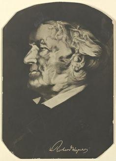 Munich and Co: Portrait composé de Richard Wagner