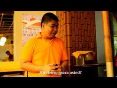 Un video estudiantil de pedir comida en un restaurante... pienso usarlo con @edpuzzle #edtech #langchat