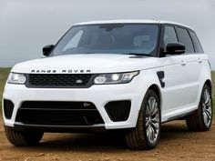 The #SVR, nothing less than the most powerful #LandRover in the company's model line-up http://www.engines4sale.co.uk/blog/category/land-rover/