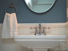 Benjamin Moore S Normandy Blue For The Home Pinterest Normandy Benjamin Moore And The Office