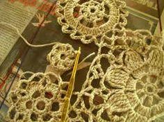 crochet mesh installation - Google-søgning