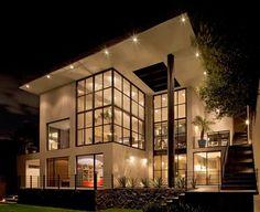 Diseño de Interiores & Arquitectura: Residencia Fa Estilo Contemporáneo en México